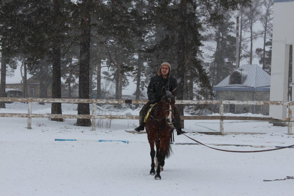 Зимняя сказка г. Иркутск
