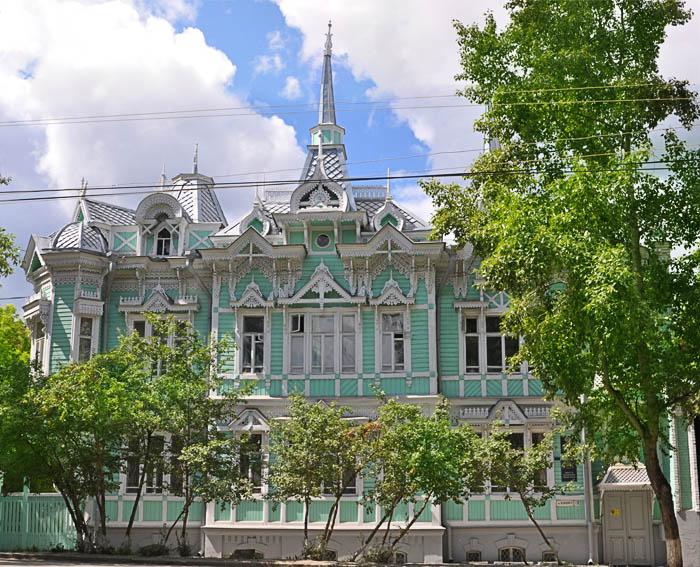 Любимый город г. Томск