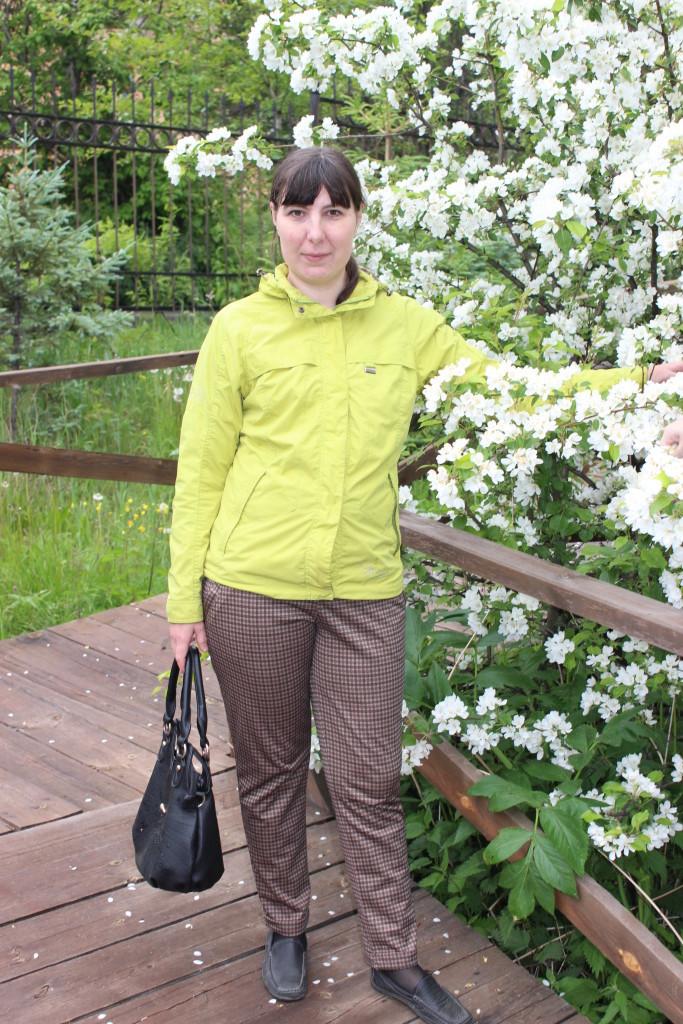 Сад в Листвянке г. Иркутск
