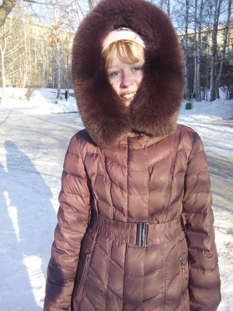 Сибирская красавица г. Иркутск