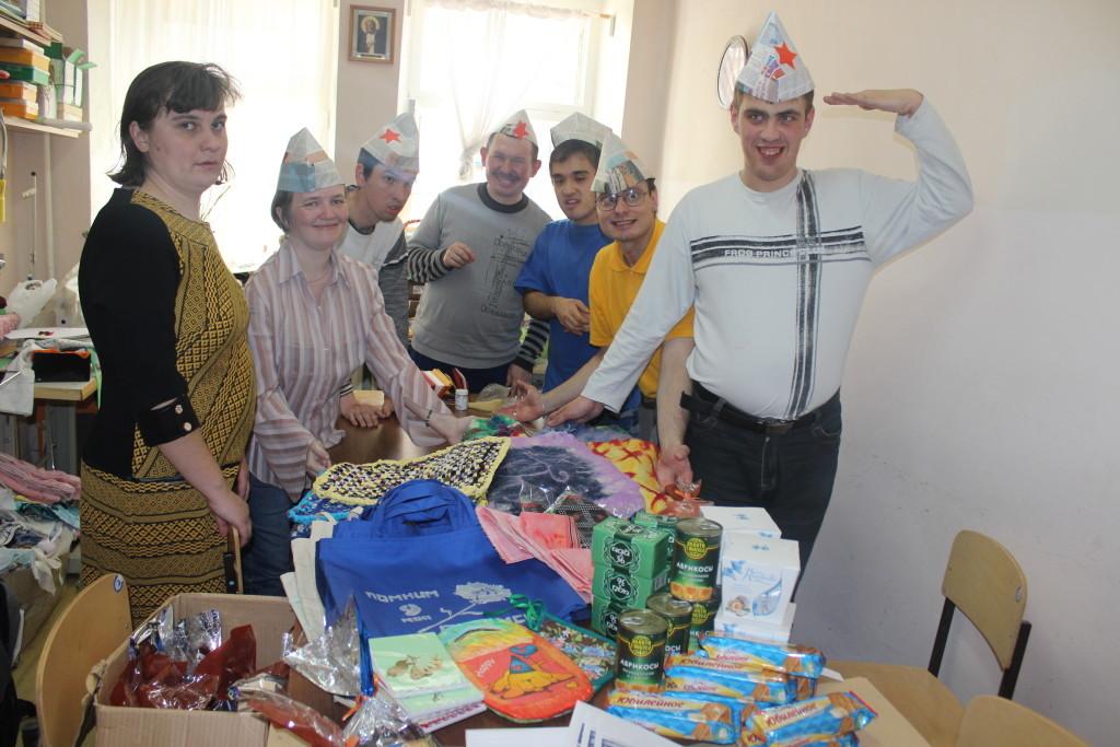 Собираем подарки для ветеранов г. Иркутск